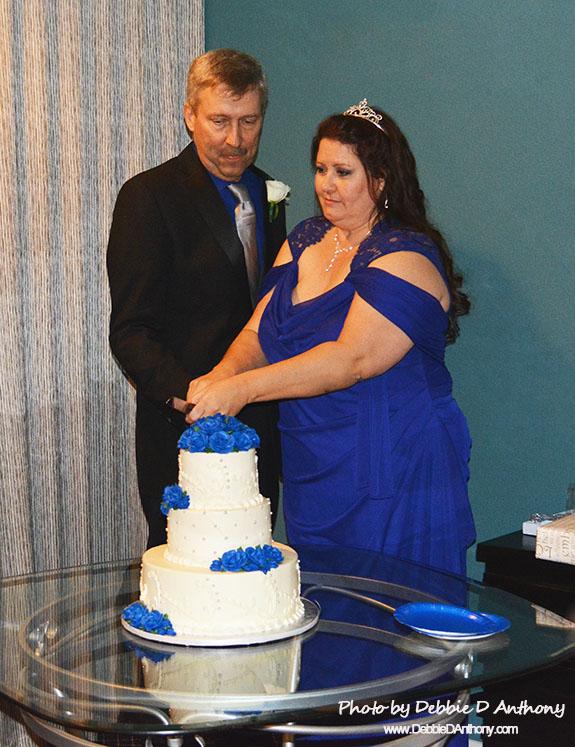 Debbie Anthony's Wedding